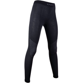 UYN W's Fusyon UW Long Pants Black/Anthracite/Anthracite